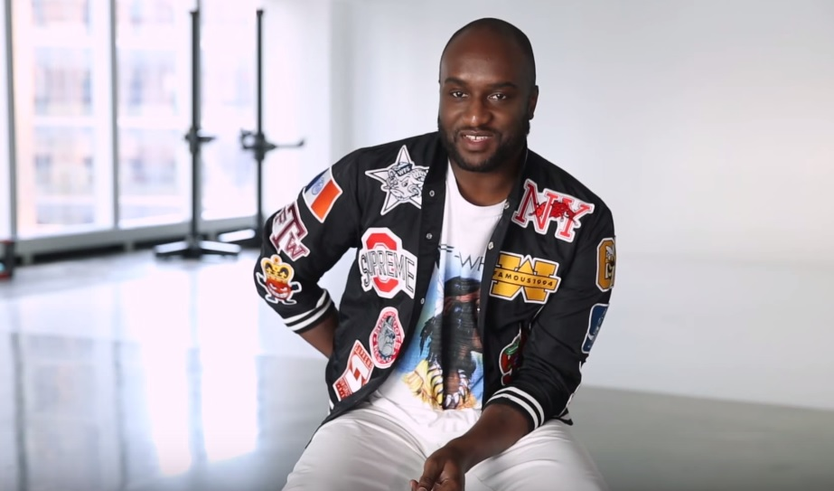 Virgil Abloh Discusses Streetwear, High Fashion and Creativity for GQ