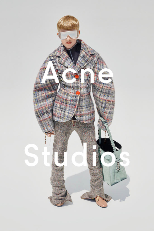 See Acne Studios' Founder's Son In Fall/Winter 2015 Campaign