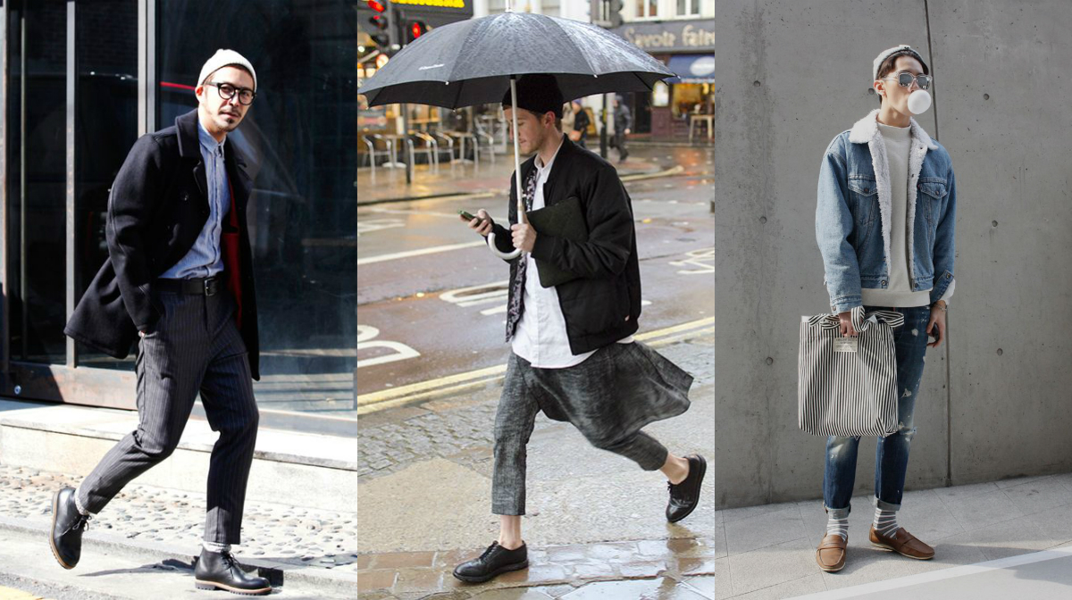 Men's Fashion Guide: What To Wear in September