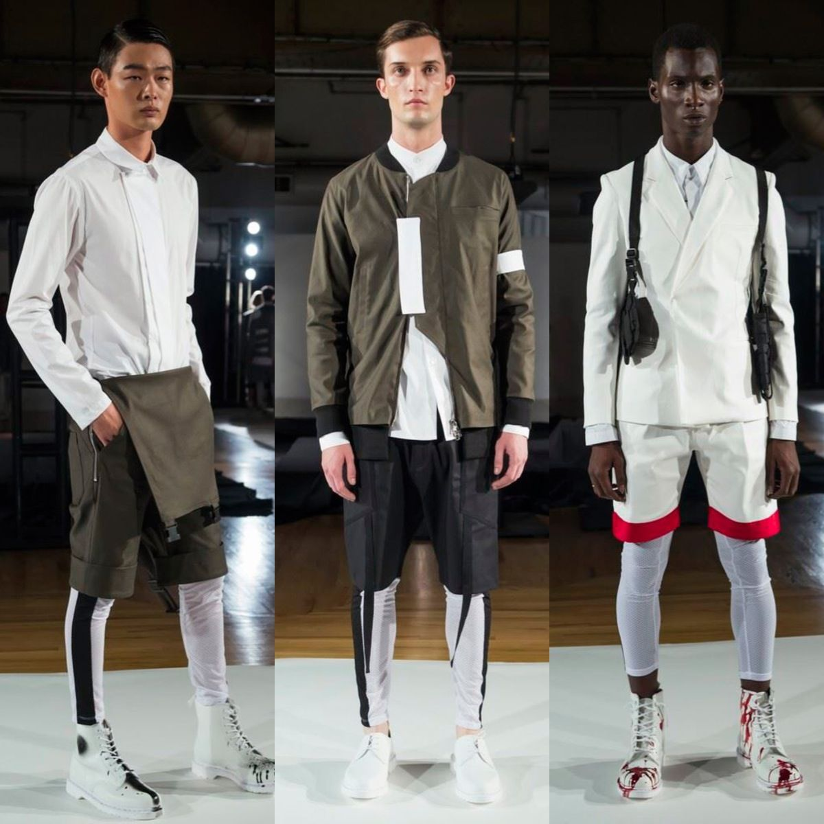 NYFW: Pyer Moss Spring/Summer 2016 Collection