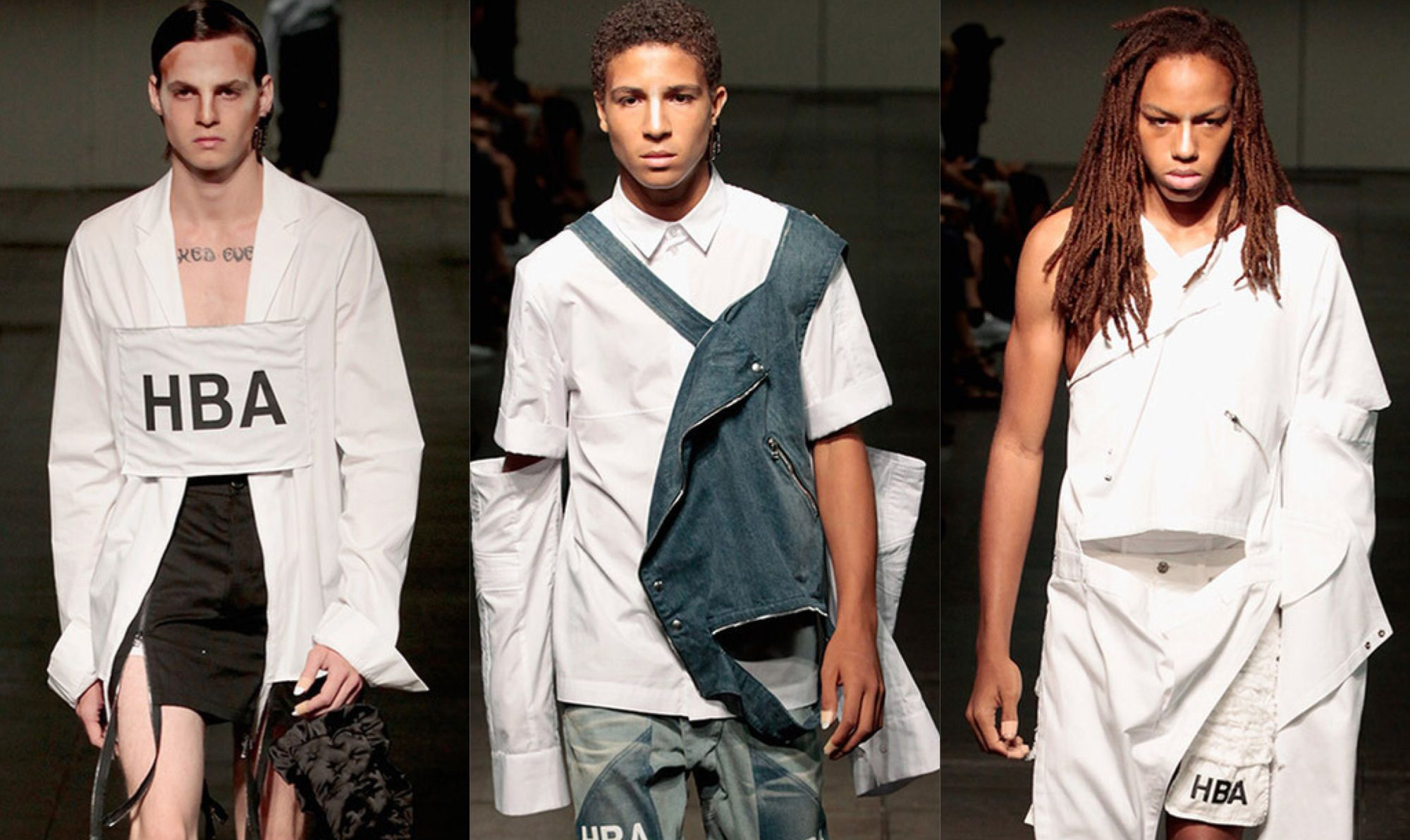 NYFW: Hood by Air Spring/Summer Collection