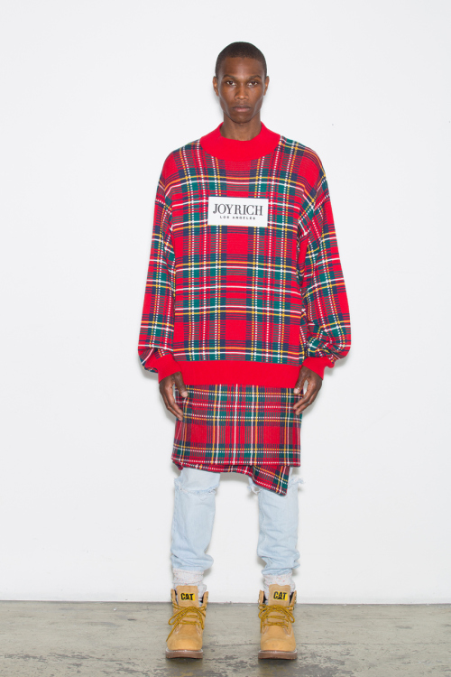 JOYRICH Fall/Winter 2015 'YOUTHQUAKE' Collection
