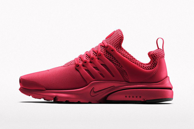 Sneaker Watch: Nike Air Presto To Launch at NIKEiD