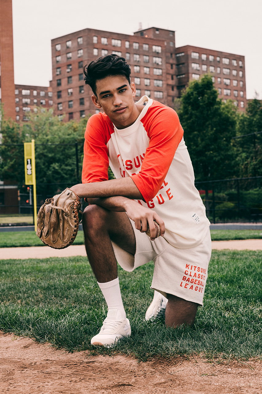 Reebok x Maison Kitsuné unveil baseball-inspired collection