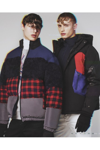 River Island X Christopher Shannon Collaboration