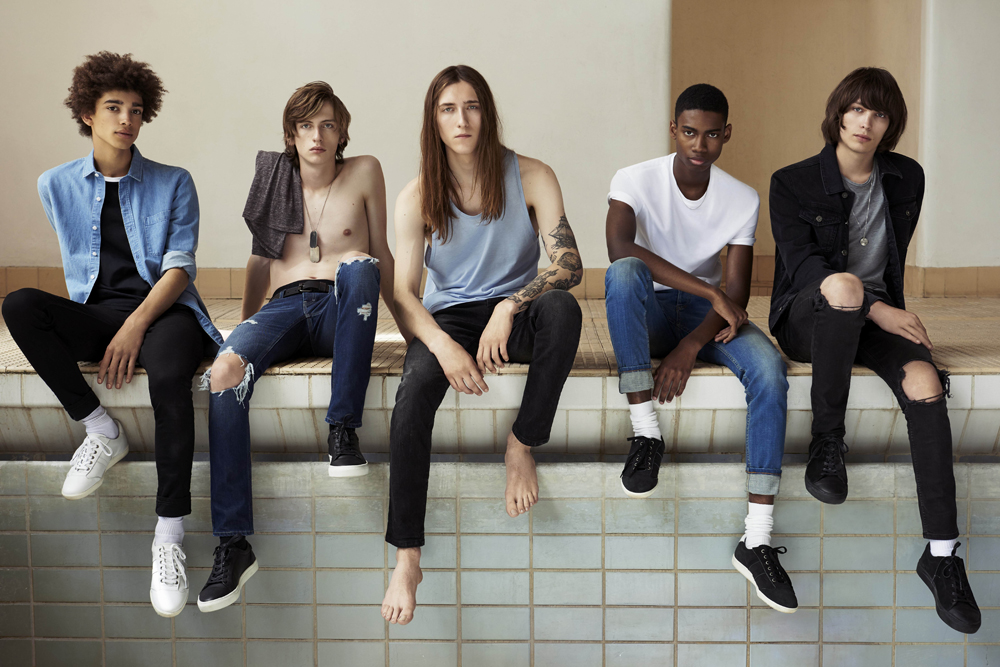 TOPMAN Launch New AW15 Denim Collection