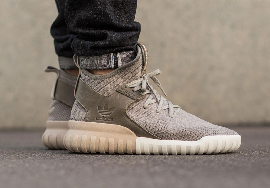 adidas Originals Tubular AW15 High-Top Collection