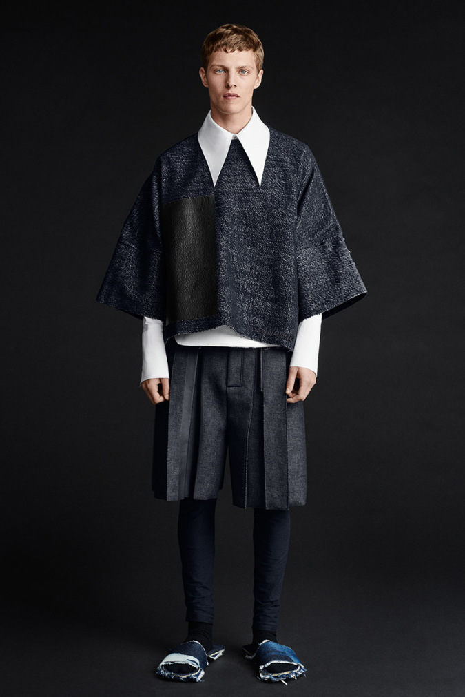 Ximon Lee x H&M Fall/Winter 2015 lookbook