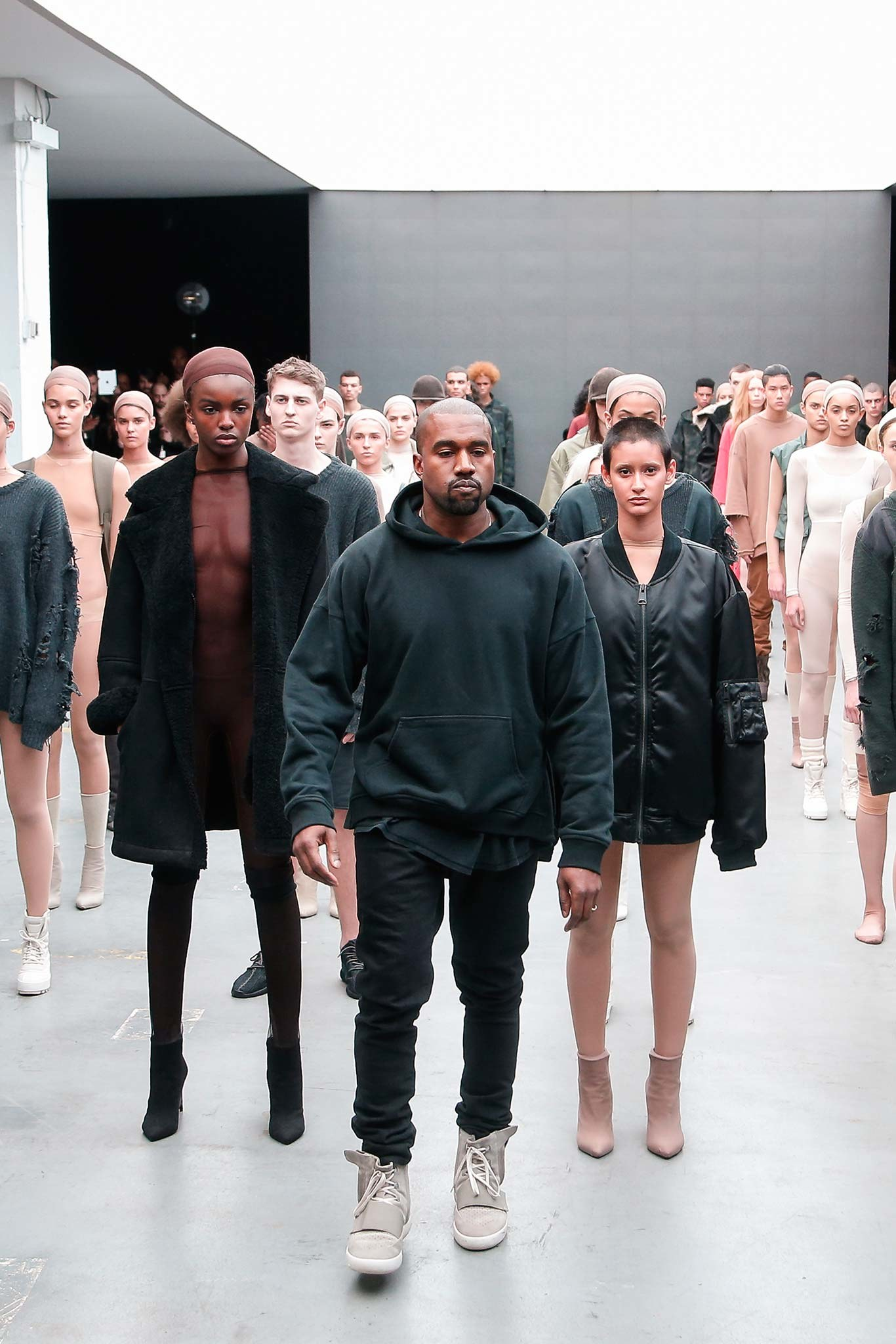 10 trends we learnt from Adidas Originals x  Kanye West Yeezy Season 1 Collection