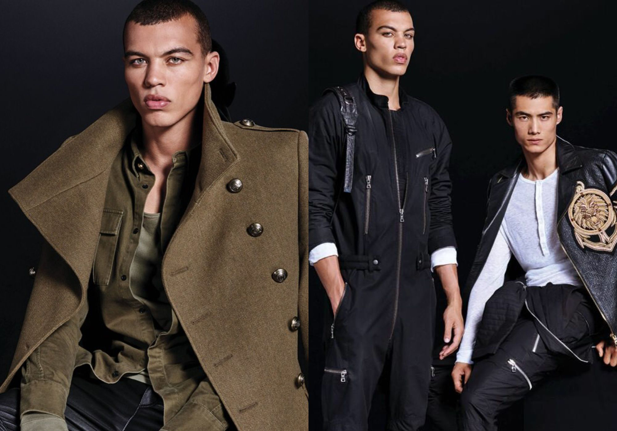 A Closer Look at the Balmain x H&M Collection