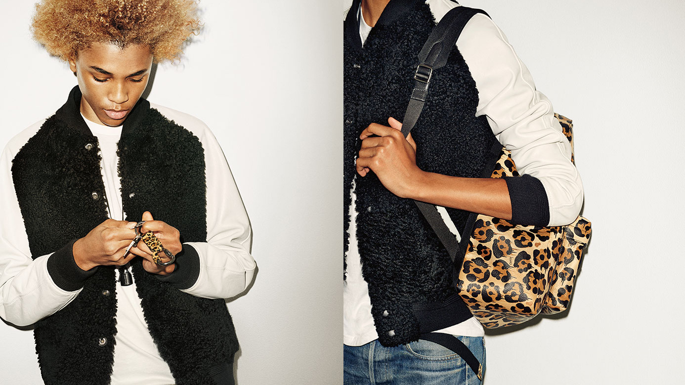 Coach Fall/Winter 2015 Accessories