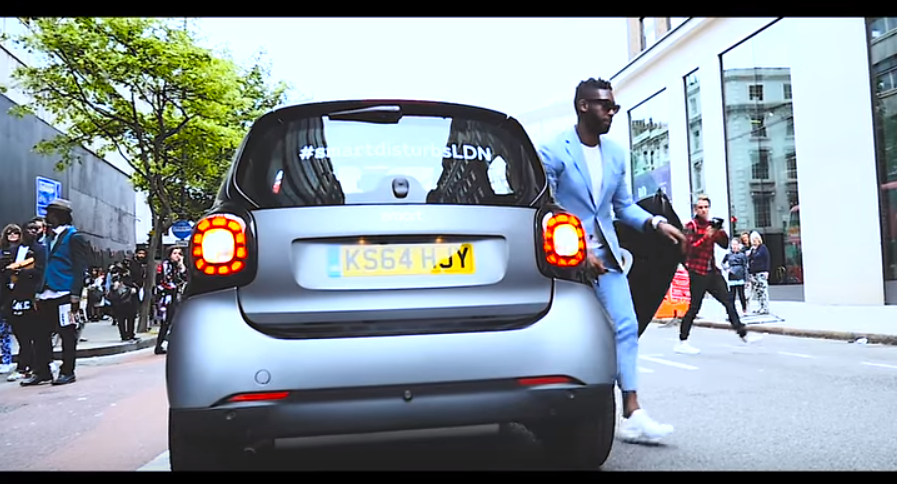 smart/Mercedes X Disturbing London Fashion Video