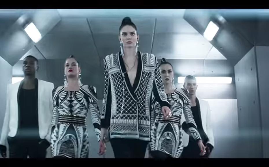 Balmain x H&M 2015 Video Campaign