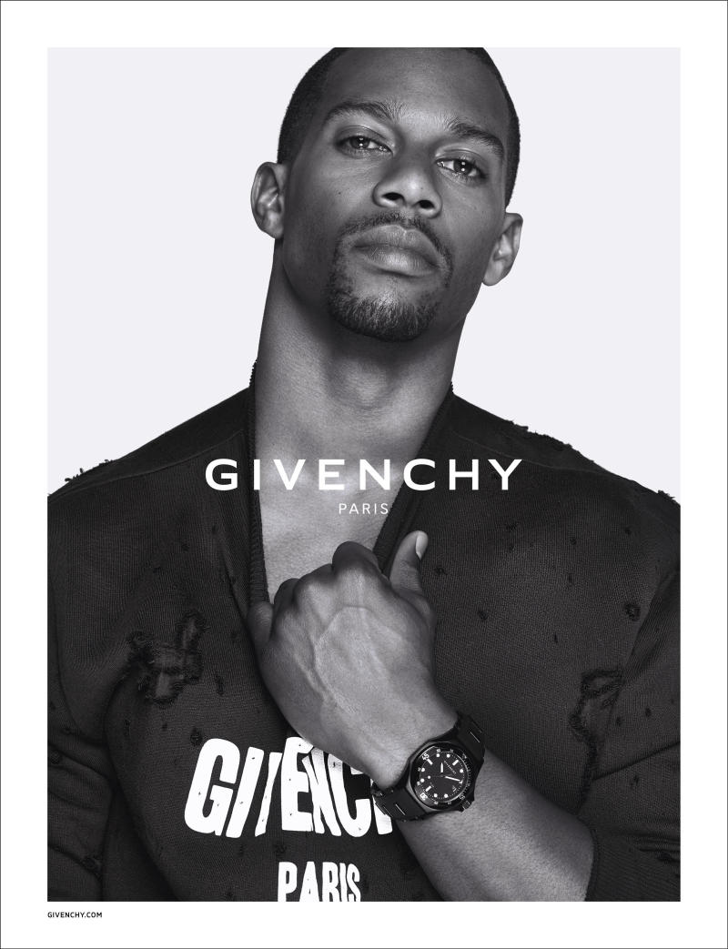 """Givenchy Five """"Shark"""" Watches Collection"""