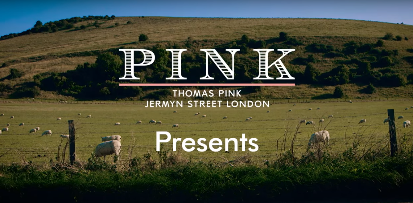 For The Adventurer: Thomas Pink's Travel Inspired Collection