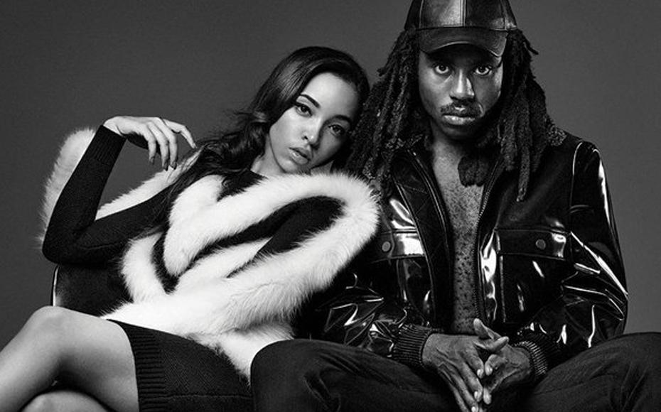 Tinashe & Dev Hynes Cover Essential Homme