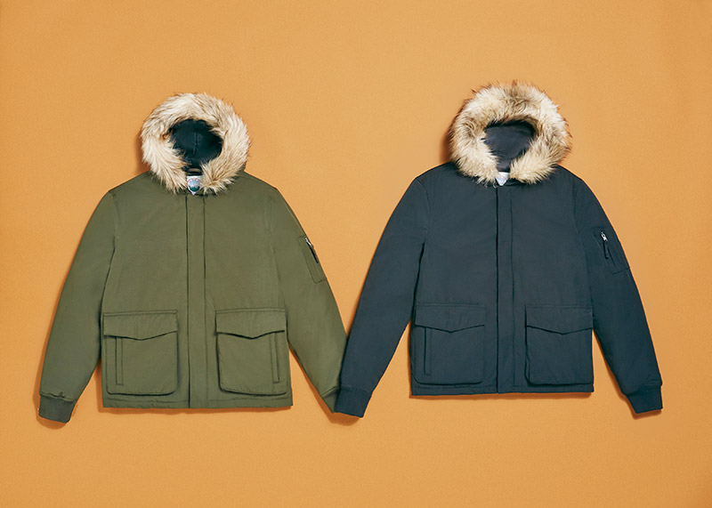 Topman Launches Duckie Down Jackets