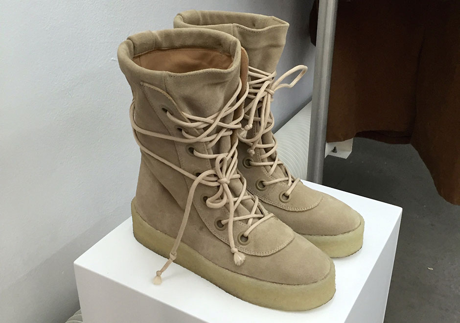 A Closer Look at the Yeezy Duck Boot