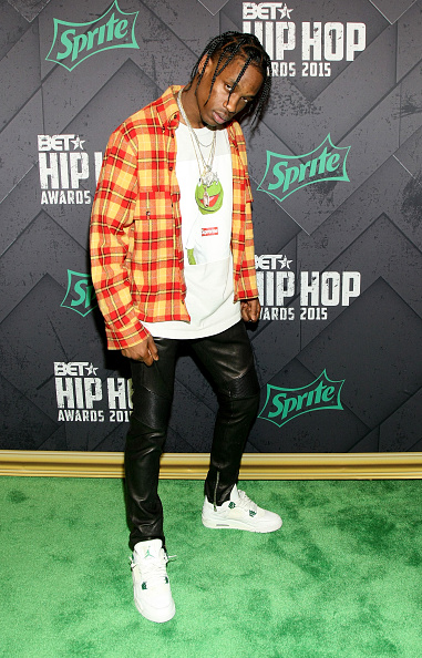 Red Carpet: BET Hip Hop Awards 2015 Men's Style
