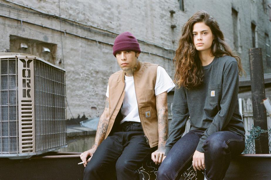 """Carhartt WIP 2015 Fall/Winter """"No Sleep Till Brooklyn"""" Lookbook"""