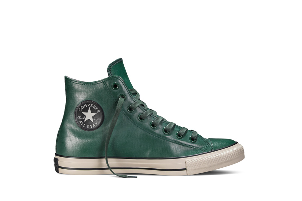 Converse Unveils Weatherized Chuck Taylor All Stars