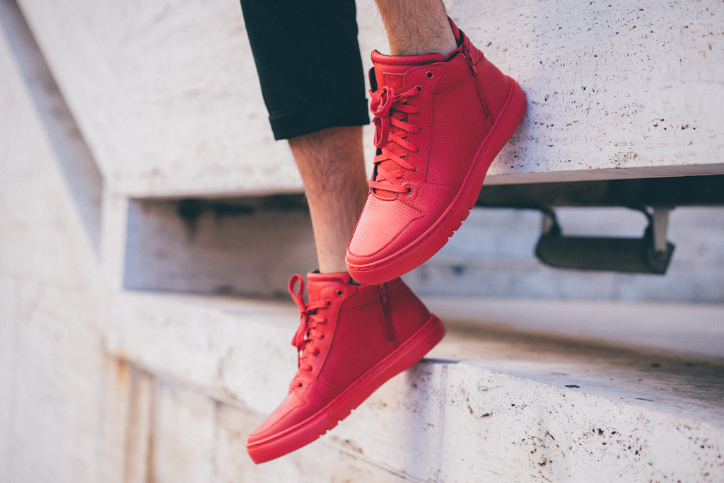 """Creative Recreation Launches """"Adonis Mid"""" Sneaker"""