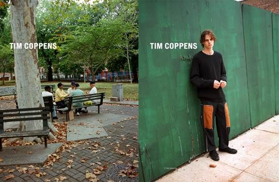 Tim Coppens: The Autumn/Winter 2015 First Campaign