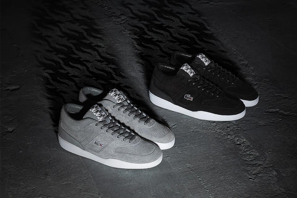 Lacoste L!VE x Footpatrol Halfcourt Sneaker