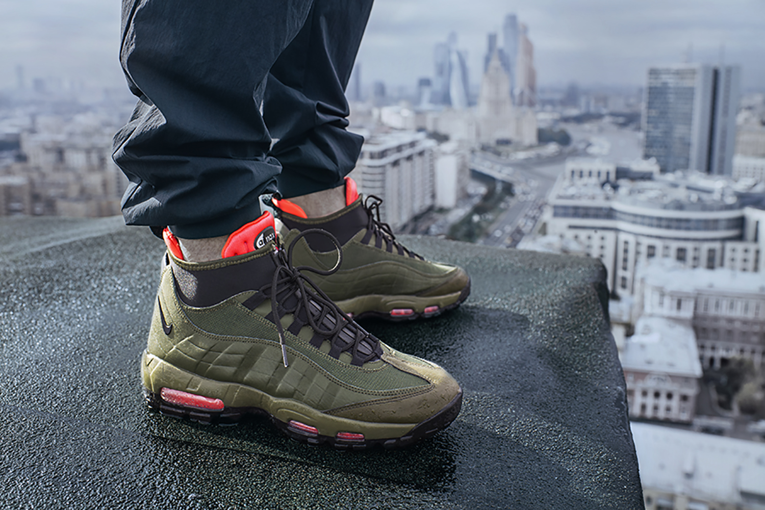 Nike Sneakerboots Fall/Winter 2015 Collection
