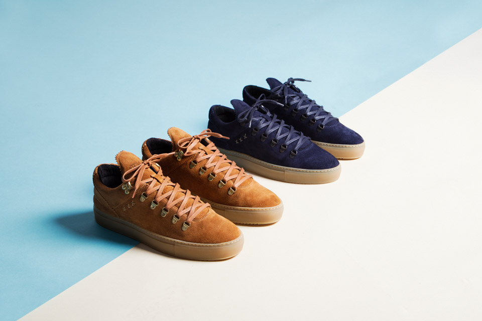 Raised by Wolves x Filling Pieces Fall/Winter 2015 Collaboration