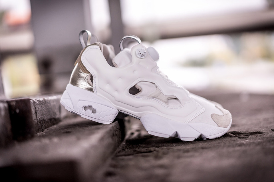 "Sneaker Watch: Reebok Instapump Fury PM ""Paperwhite"""