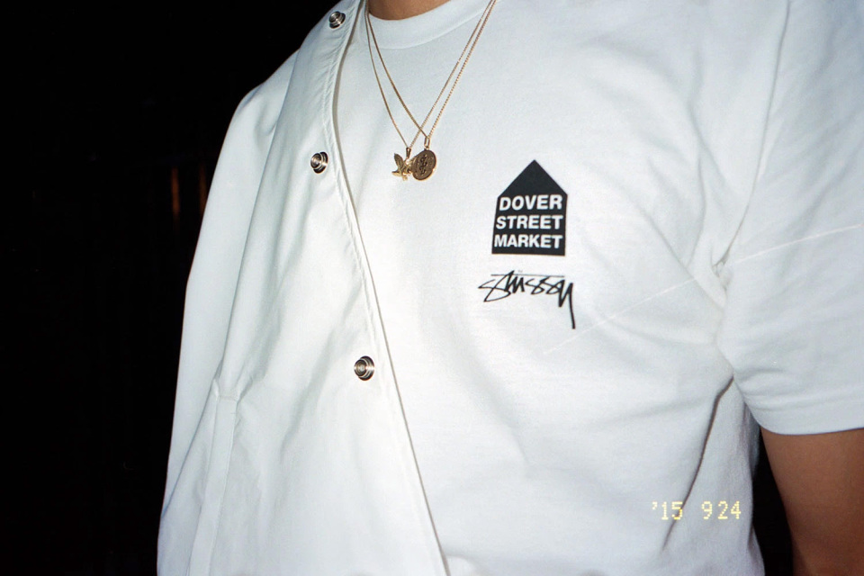 Take A Closer Look at Stussy and Dover Street Market's Fall/Winter 2015 Collection