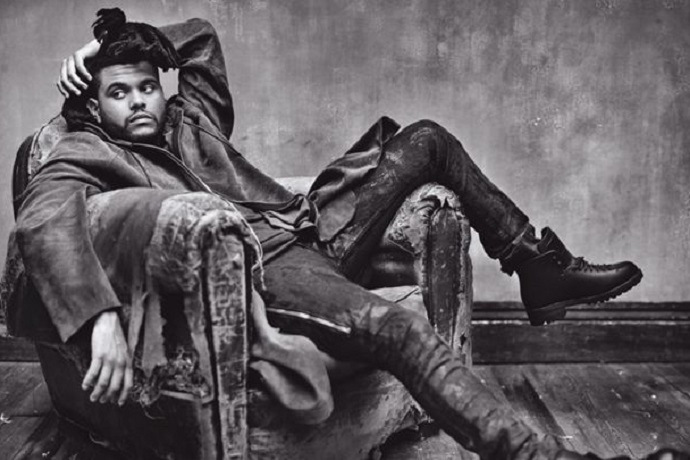 The Weeknd opens up for Rolling Stone