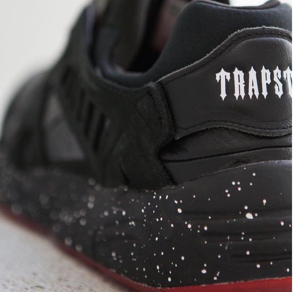 Sneaker Watch: PUMA Collaborates with Trapstar