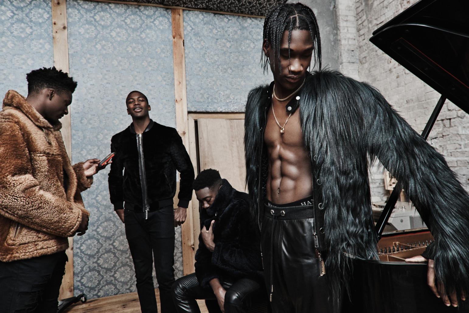 Can Men Wear Fur Coats?