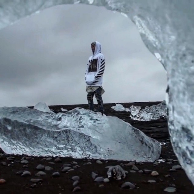"""Spotted: Justin Bieber in Off-WHITE & YEEZY 350 for """"I'll Show You"""" Music Video"""