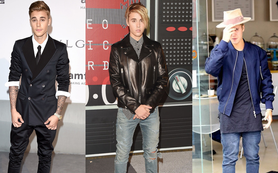 PAUSE Highlights: The Style Evolution of Justin Bieber