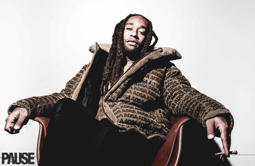 Exclusive Interview: PAUSE Meets Ty Dolla $ign