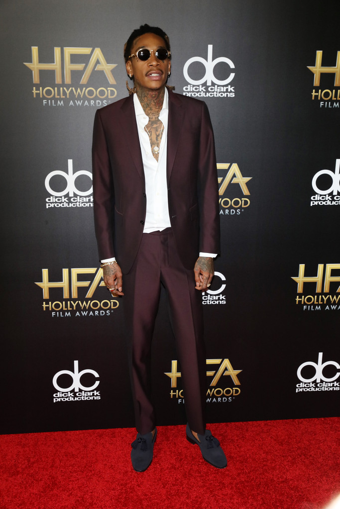 Celebrity Style: Hollywood Awards 2015 Red Carpet