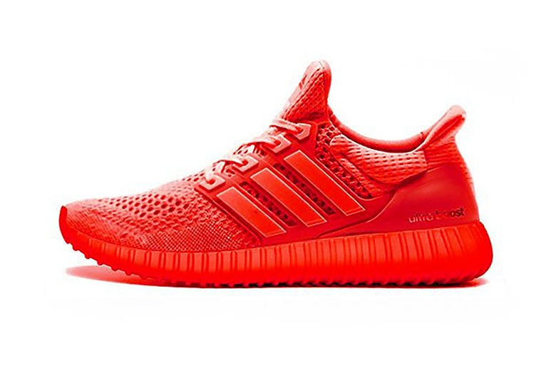 Is an adidas Ultraboost and Yeezy 350 Mash-Up In The Works?