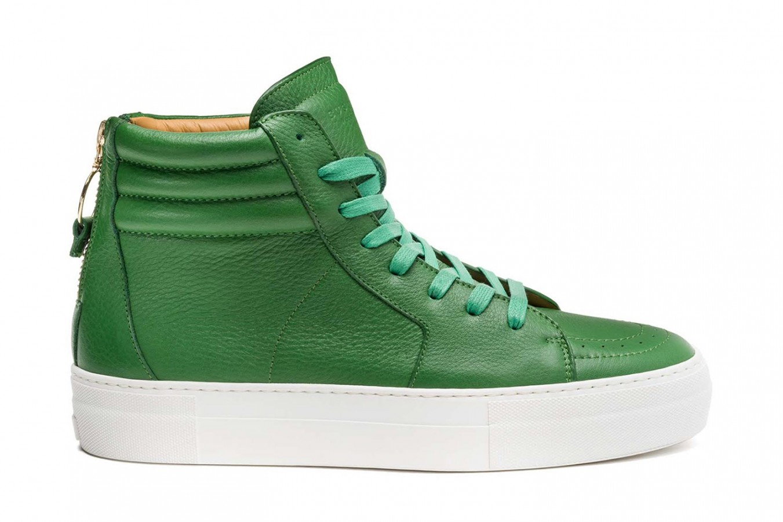 """Sneaker Watch: Buscemi 140MM """"Green"""""""