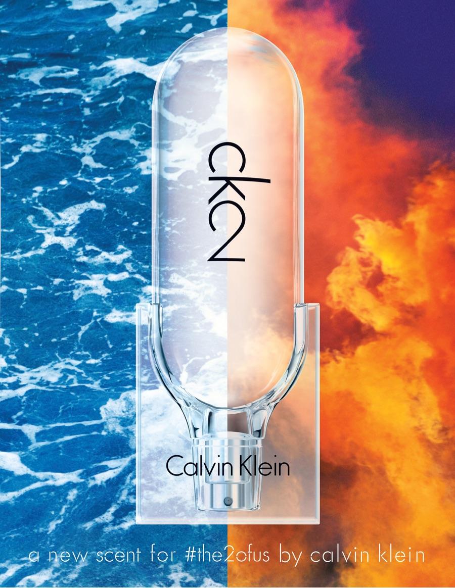 CK2: Calvin Klein Release New Unisex Fragrance