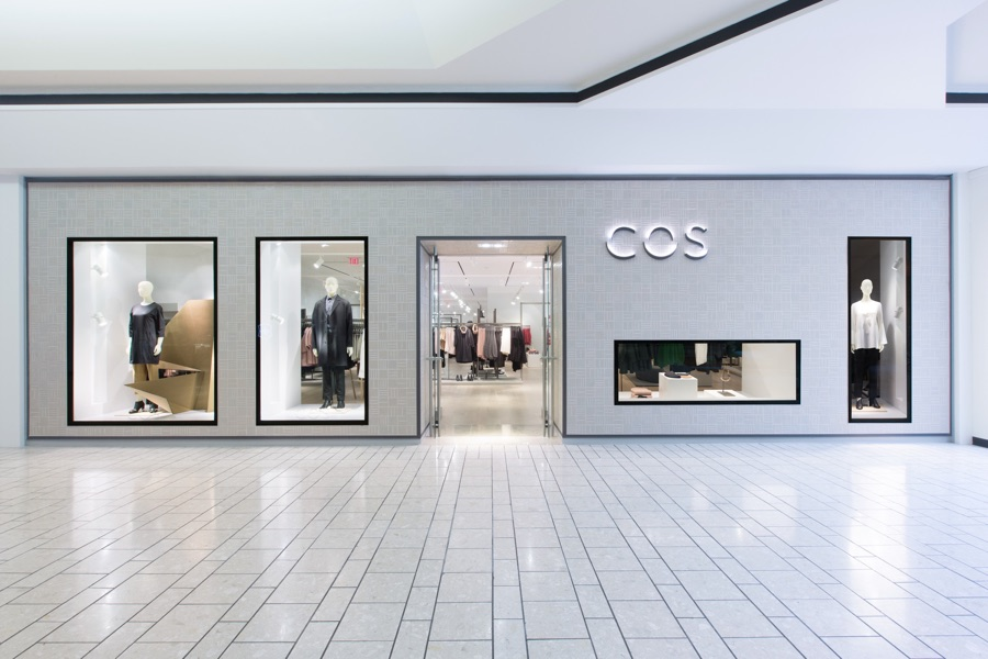 COS Opens Second L.A. Store At The Beverly Centre