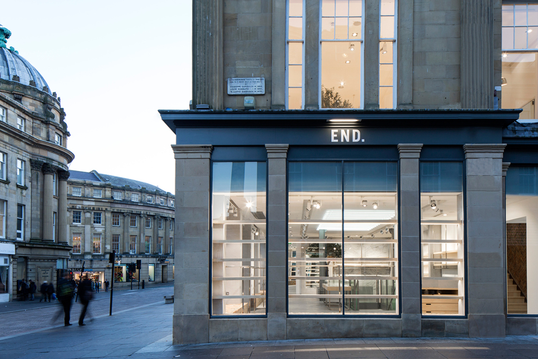END. Clothing Launches Flagship Store To Celebrate Its 10 Year Anniversary