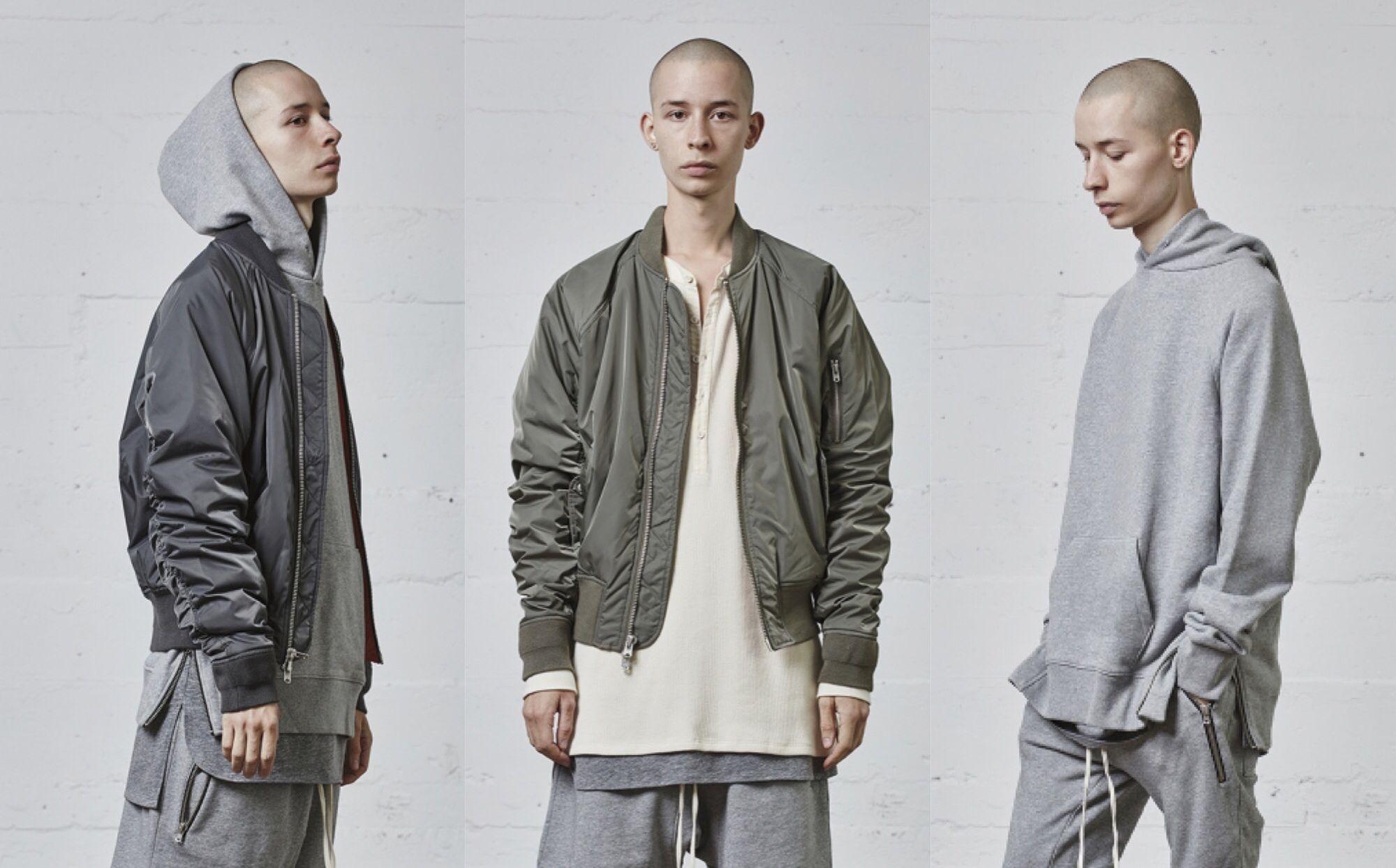 Fear of God for Pacsun 2015 Lookbook