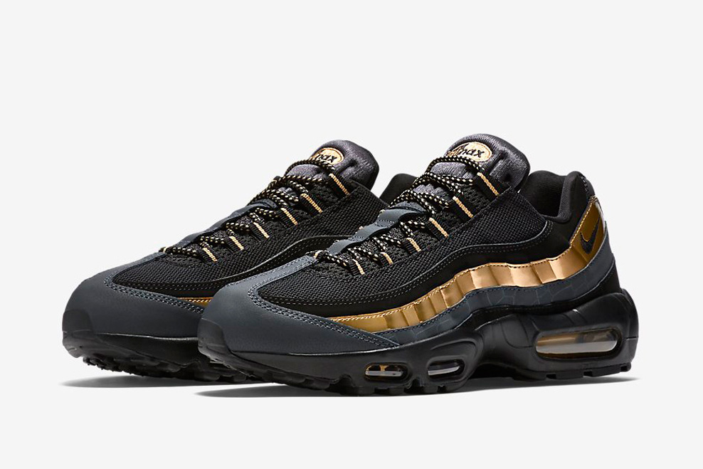 Nike Bring Back an Old Classic – 'Bronze' Air Max 95's