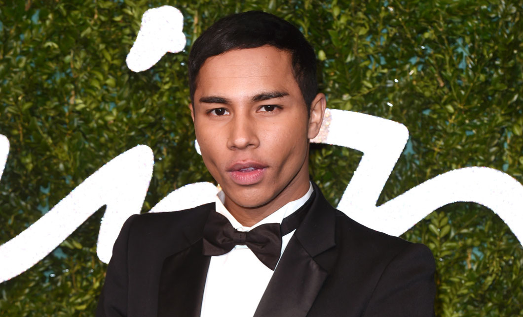 Olivier Rousteing's Plan to Change Fashion after he changed Balmain