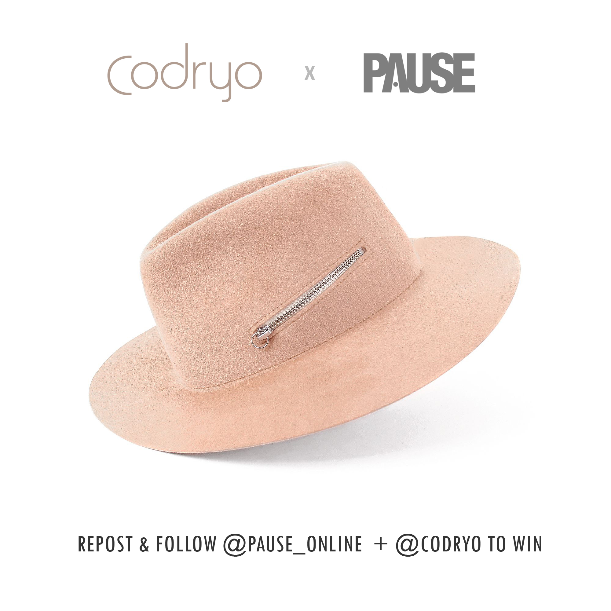 Competition: Win A Larose Paris Fedora Hat
