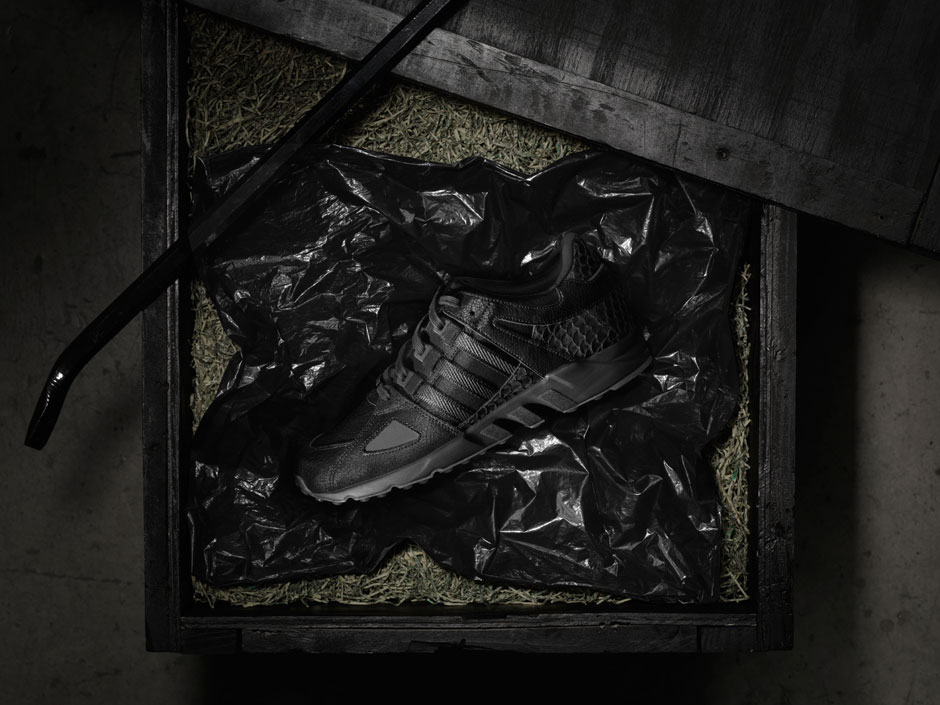 Pusha T x adidas EQT GUIDANCE '93 Is Back For Black Friday