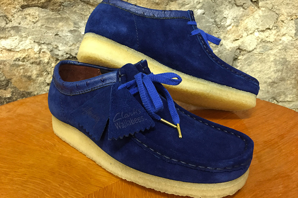 Stüssy x Clarks Wallabees Fall/Winter 2015 Collection